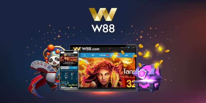 W88 ทางเข้า สะดวกเข้าถึงได้ทุกทางไม่ว่าจะมือถือหรือPC